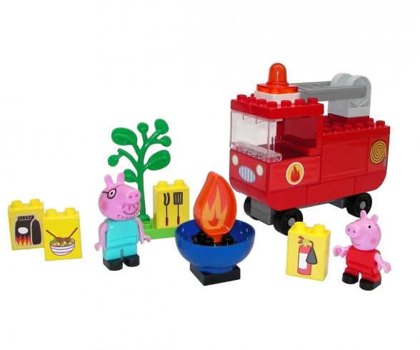 BIG-Bloxx PP Camion de Pompiers