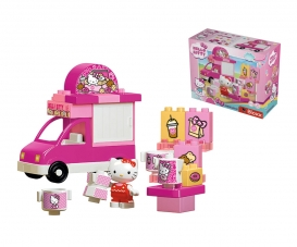 BIG-Bloxx Hello Kitty Eiswagen