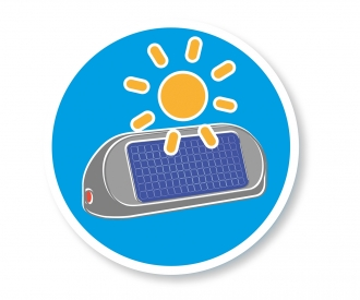 LAMPE SOLAIRE NOMADE