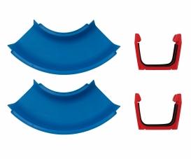 AquaPlay Curved, set of 2