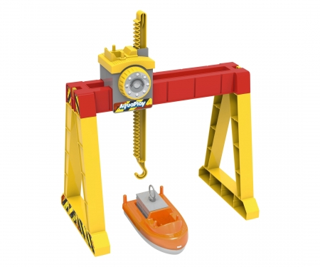 AquaPlay ContainerCrane Set