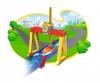 AquaPlay ContainerCrane Set