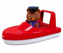 AquaPlay SpeedBoat + Puppet