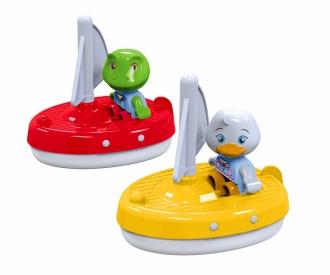 AquaPlay 2 SailBoats + 2 Puppets
