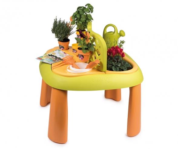SCP TABLE DE JARDINAGE