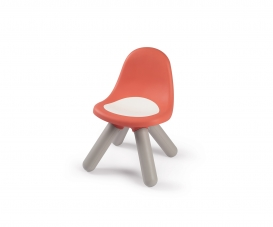 KID CHAISE ROUGE CORAIL