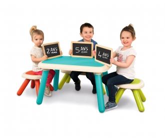 KID TABLE BLEUE