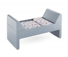 Corolle doll bed 30+36-42cm