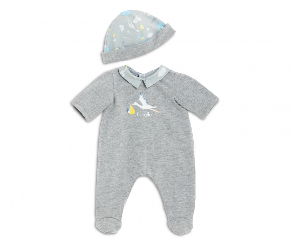 """Corolle MPP 12""""/30cm Birth Pajamas"""