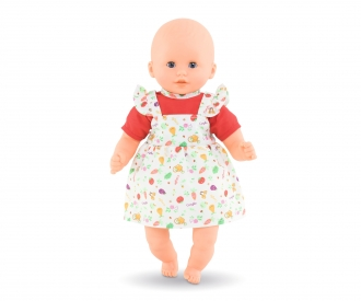 "Corolle 12"" Dress, Garden Delights"
