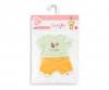 "Corolle 12"" T-Shirt + Shorts Garden Delights"