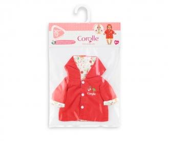"""Corolle 12"""" Rain Coat Garden Delights"""