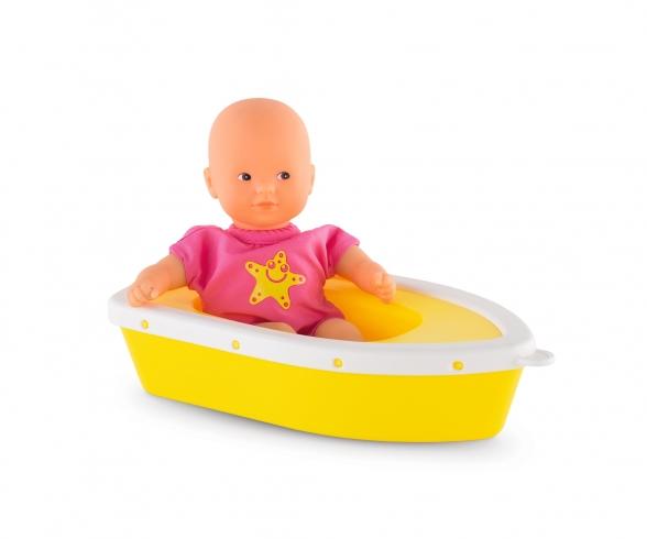 Corolle Mini Bath Plouf