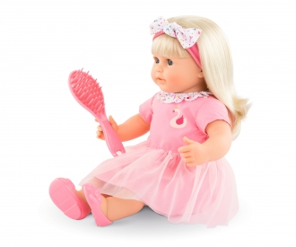 Corolle Adèle, cheveux blondes