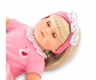Corolle Adèle, blond hair