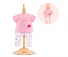 """Corolle MGP 14"""" Outfits Set Swan R"""