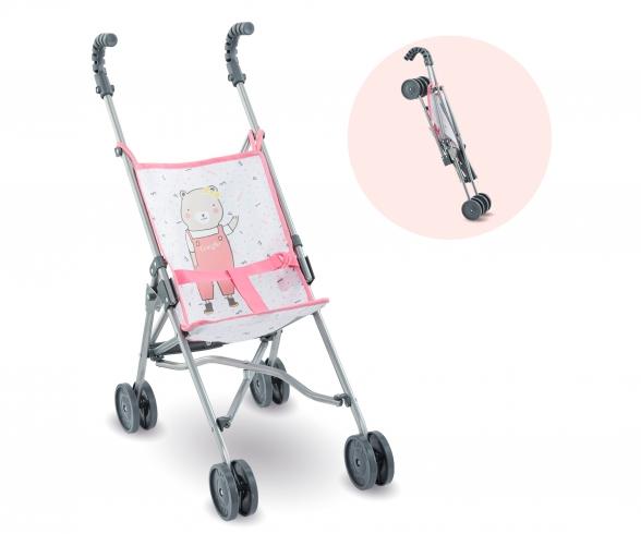 Corolle 36-42cm Puppenbuggy pink