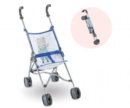 "Corolle MGP 14-17"" Umbr. Stroller Blue"