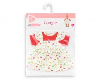 "Corolle 14"" Dress, Garden Delights"
