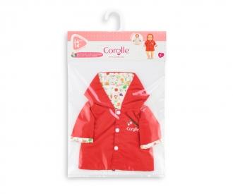 """Corolle 14"""" Rain Coat Garden Delights"""