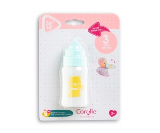 Corolle Milk Bottle with sound