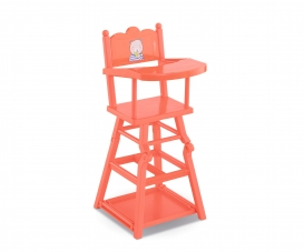 """Corolle 14-17"""" 2in1 High Chair"""
