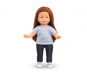 Corolle T-Shirt, gestreift