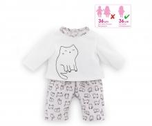 Corolle Pyjama 2 Pièces chats
