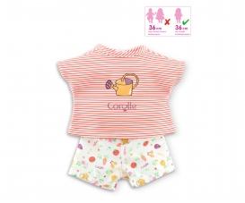 Corolle T-shirt + Shorts fête Potager