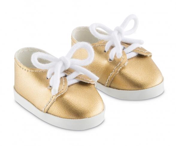 Corolle goldene Schuhe