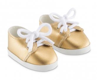 Corolle Chaussures dorées