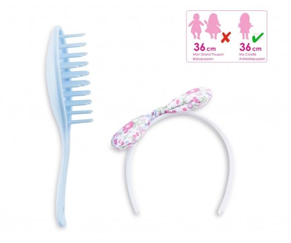 Corolle Hair Brush Set Corolle's Flower