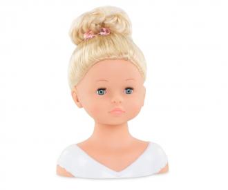 Corolle Hair Styling Head POF