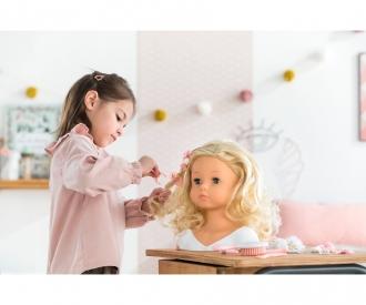 Corolle Tête à coiffer POF